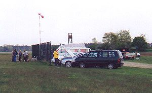 Modellflug Ende der 90er Jahre