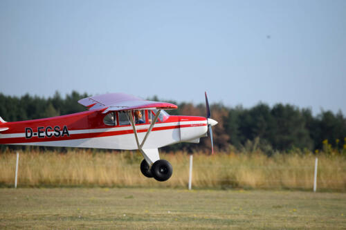 Piper 3,60m 20kg Elektro