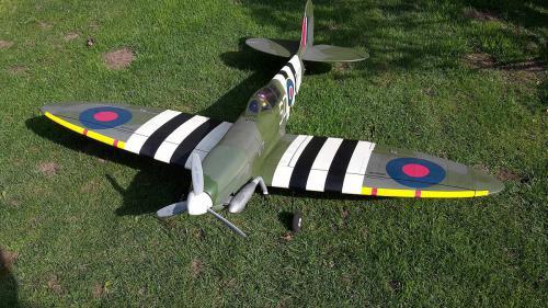 Spitfire 1200