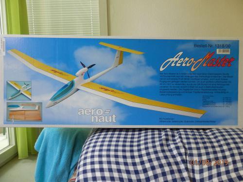 Aero-Master von Aero Naut 2,50m