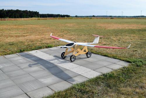 Last Down XL von Staufenbiel, 3,20m ca. 2,8kg, geflogen mit 3S